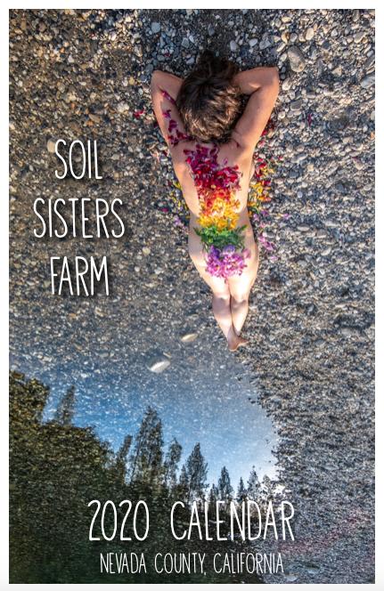 Welcome Sweet 2020 Luscious Farm Calendar